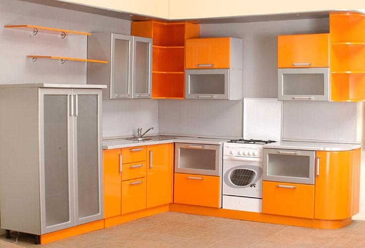 сборка мебели для кухни